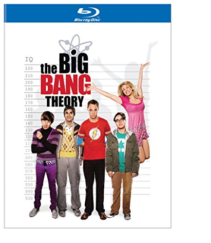 Blu-ray : The Big Bang Theory: The Complete Second Season (, Dolby, 3 Pack, 3 Disc)