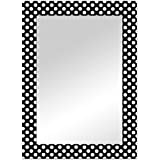 The Attic Provo Mirror Frame (Glossy Finish, Brown)