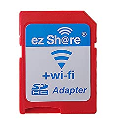 GadgetGuru EZ Share Wi-Fi Micro SDHC Card Adapter Wireless SD Card