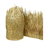 """2'5"""" x 57' Mexican Palm Thatch Runner Roll Quantity: Single"""