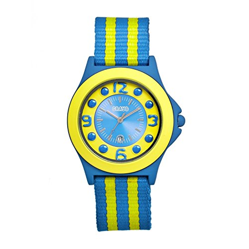 crayo-cracr0703-reloj-correa-de-nailon-color-amarillo