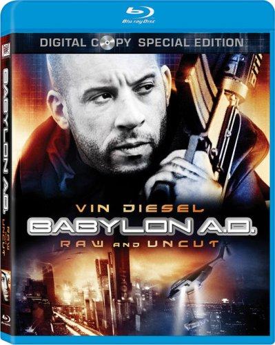 Babylon A.D. [Blu-Ray]