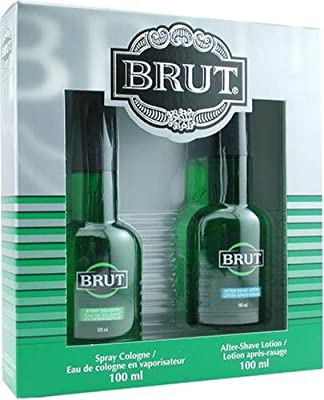 Cheapest Brut By Faberge For Men, Set-eau De Cologne Spray from Faberge - Free Shipping Available