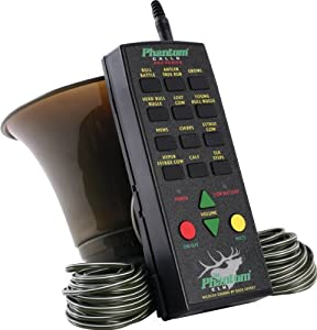 Extreme Dimension Wildlife Calls Pro-Series Elk, Wired Call by Extreme Dimension