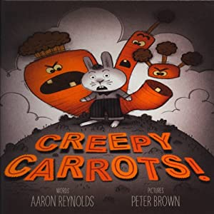 Creepy Carrots Audiobook