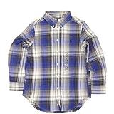 ラルフローレンボーイズシャツ[並行輸入品]0103307(XL(18-20),BLUEMULTI)