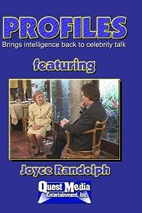 PROFILES featuring Joyce Randolph