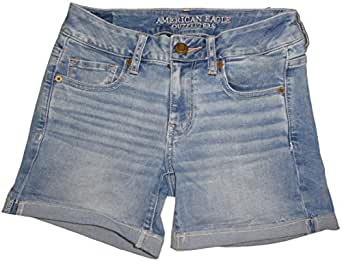 American Eagle Outfitters Womens Midi Shorts (4) at Amazon ...