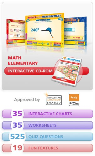 Math Whiteboard Interactive - Elementary Site License