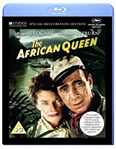African Queen [Blu-ray] [Import anglais]