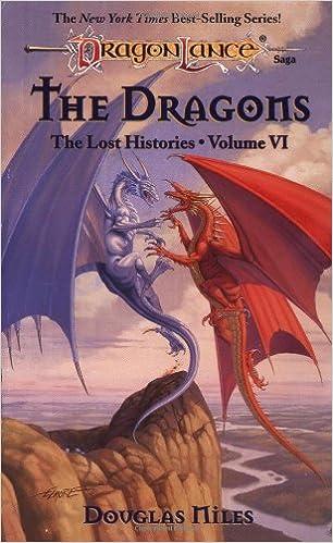 Reseña del libro Los dragones, de Douglas Niles.