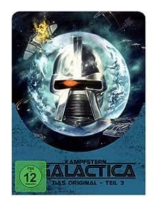 Kampfstern Galactica - Teil 3 [4 DVDs]
