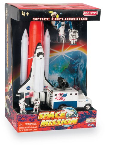 Space Mission 7 Piece Set