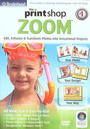Printshop Zoom - Transform Photos Into Print Projects