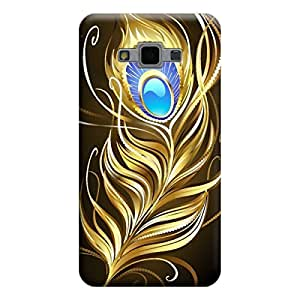 Digi Fashion Designer Back Cover with direct 3D sublimation printing for Samsung Galaxy Grand Max