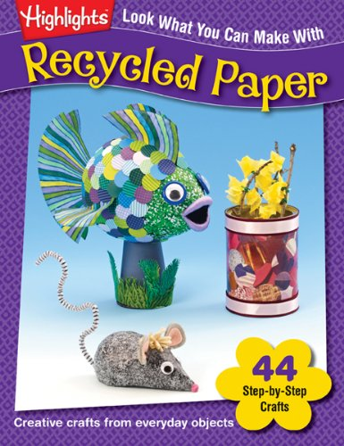 Look What You Can Make With Recycled Paper (Recycled Cans compare prices)