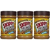 Skippy Peanut Butter-Roasted Honey Nut-16.3 Oz-3 Count