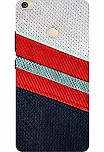 Joe Printed Plastic Back Case For Xiomi Mi Max Mobile ( Multicolor)
