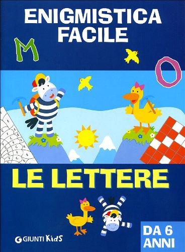 Enigmistica facile Le lettere PDF