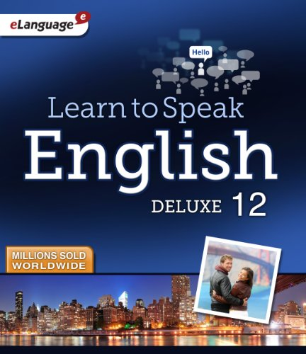 Learn to Speak English Deluxe 10 - English Language ...