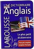 Larousse Micro Anglais: Le plus petit dictionnaire d'anglais
