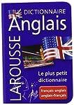 Larousse Micro Anglais: Le plus petit...