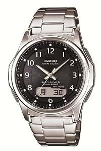 [カシオ]CASIO 腕時計 WAVECEPTOR ウェーブセプター 世界6局電波対応ソーラーウォッチ フリーバックルタイプバンド採用 アナデジモデル WVA-M630D-1A3JF メンズ