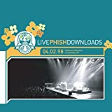 LivePhish 04/02/98 by JEMP Records (2005-07-19)