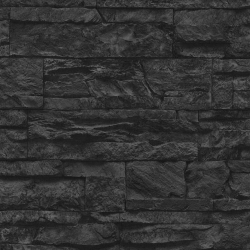 black brick effect wallpaper related keywords