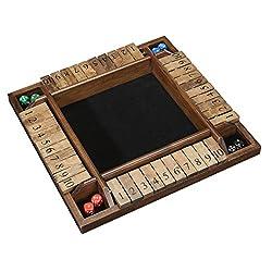 4-Player Shut the Box