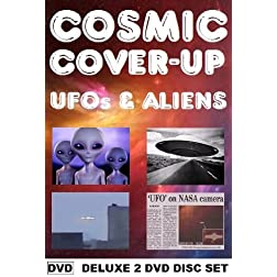 Cosmic Cover-Up: UFOs and Aliens DVD SET
