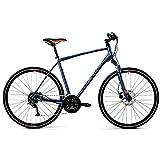 センチュリオン(CENTURION) クロスバイク CROSS LINE PRO 100 N.ブルー 50cm
