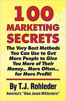 100 Marketing Secrets