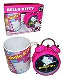 Hello Kitty: Mug And Alarm Clock Set