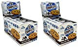Lenny & Larry's All-Natural Complete Cookie Chocolate Chip 12 per Box - 4 Oz (113 g) (Pack of 2)