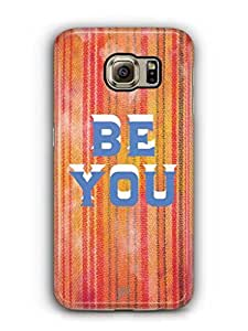 YuBingo Be You Mobile Case Back Cover for Samsung Galaxy S6