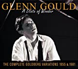 Image of A State of Wonder: The Complete Goldberg Variations 1955 & 1981