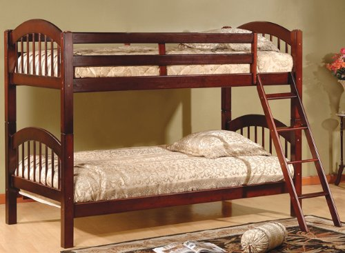 Simple Bunk Beds 412 front