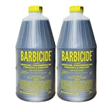 Barbicide Disinfectant Concentrate, 64 Oz (2 Bottles)