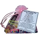Bride's Wedding Survival Kit - Great gift for Bride to be
