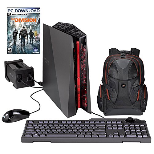 Click to buy ASUS G20AJ-US009S Gaming Desktop PC + Gaming Bundle - From only $3402.99