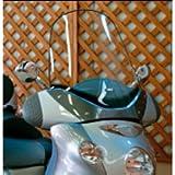 GIVI エアロダイナミックスクリーンD243ST 素材:アクリル製スクリーンカラー:クリアータイプ:DSシリーズ APRILIA SCARABEO500 [スカラベオ] 03-04