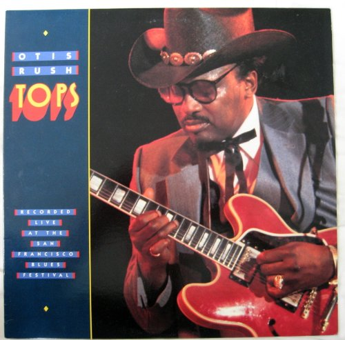 Tops: Recorded Live At The San Francisco Blues Festival