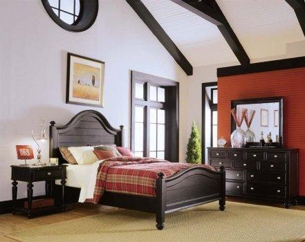Ash Bedside Table 175864 front