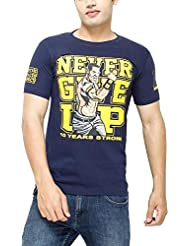 Attitude John Cena Never Give Up T-shirt