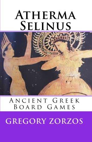 Atherma Selinus: Ancient Greek Board Games
