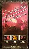 Genesis: Three Sides Live [VHS]