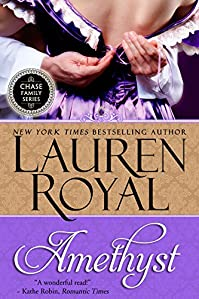 Amethyst by Lauren Royal ebook deal