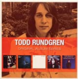 Original Album Series : Runt / The Ballad of Todd Rundgren / Faithful / Hermit of Mink Hollow / The Ever Popular Tortured Artist Effect (Coffret 5 CD)