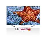 LG Electronics 55LA7400 55-Inch Cinema Screen Cinema 3D 1080p 240Hz LED-LCD HDTV with Smart TV and Four Pairs of 3D Glasses